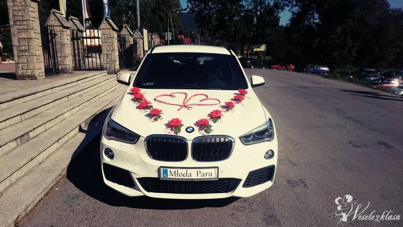 Auto do ślubu / na wesele BMW X1 M-PAKIET , Kraków - zdjęcie 1