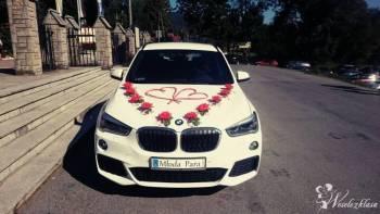 Auto do ślubu / na wesele BMW X1 M-PAKIET , Samochód, auto do ślubu, limuzyna Kraków