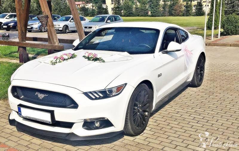 Nowy Mustang do Ślubu! 5.0 GT Premium, Wejherowo - zdjęcie 1