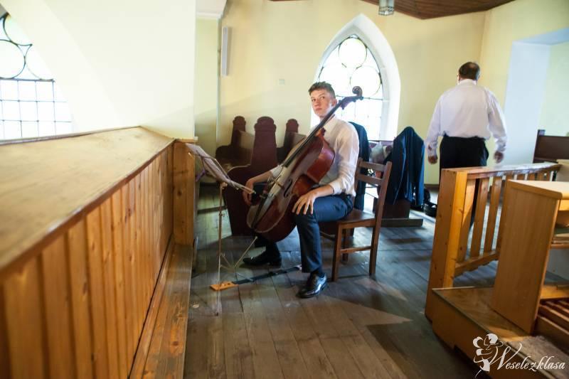 Oprawa muzyczna ślubu WIOLONCZELA, Ruda Śląska - zdjęcie 1