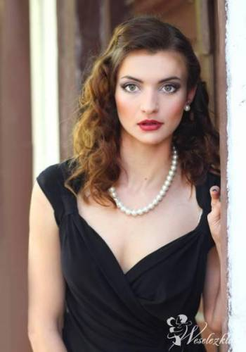 Joanna Duda, Makijaż ślubny, uroda Wadowice