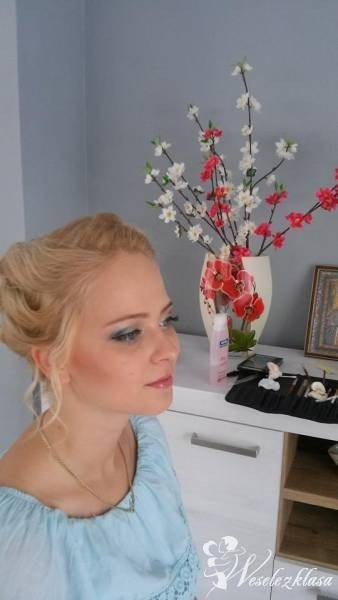 Wizaż, makijaż ślubny, bardzo trwały,profesjonalny, Makijaż ślubny, uroda Włoszczowa