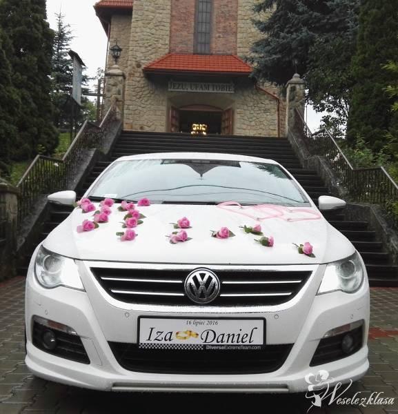 Samochód do ślubu *BIAŁY* Passat CC R-LINE !!!, Kraków - zdjęcie 1