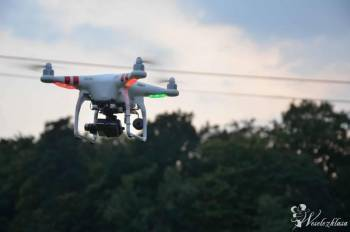 DRON na wesele ujęcia film z lotu ptaka Full HD 4K, Kamerzysta na wesele Tuchów
