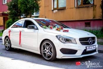 Auta do Ślubu Agencja Ha-Part, Samochód, auto do ślubu, limuzyna Rybnik