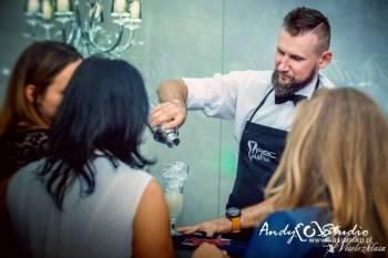 Barman na wesele ABC-GASTRO J. Erdmann, Pokaz barmański na weselu Aleksandrów Kujawski