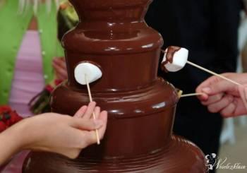 Fontanna czekoladowa 3 i 4 poziomowa, Czekoladowa fontanna Tomaszów Mazowiecki