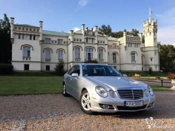 Mercedesem do Ślubu !, Samochód, auto do ślubu, limuzyna Skawina