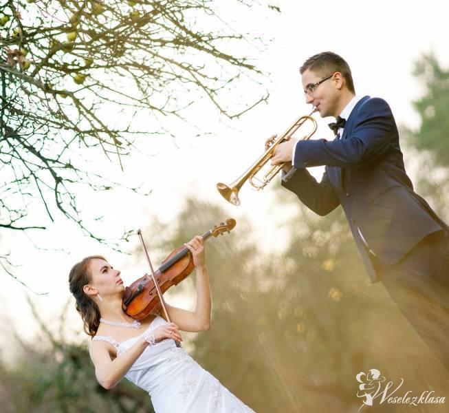 Skrzypce Śpiew Trąbka Organy na ślubie kościelnym lub cywilnym, Radomsko - zdjęcie 1