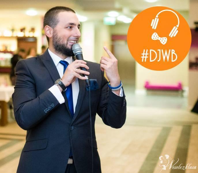 DJ i konferansjer #DJWB na wesele z dobrą muzyką, Warszawa - zdjęcie 1