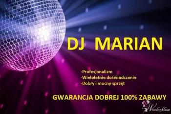 DJ MARIAN  &  Zespół muzyczny MAXMIX, DJ na wesele Lubin