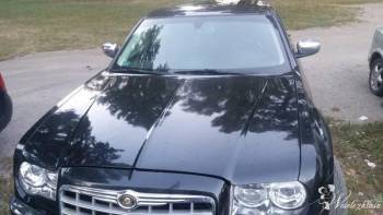 Chrysler 300c, Samochód, auto do ślubu, limuzyna Rzepin