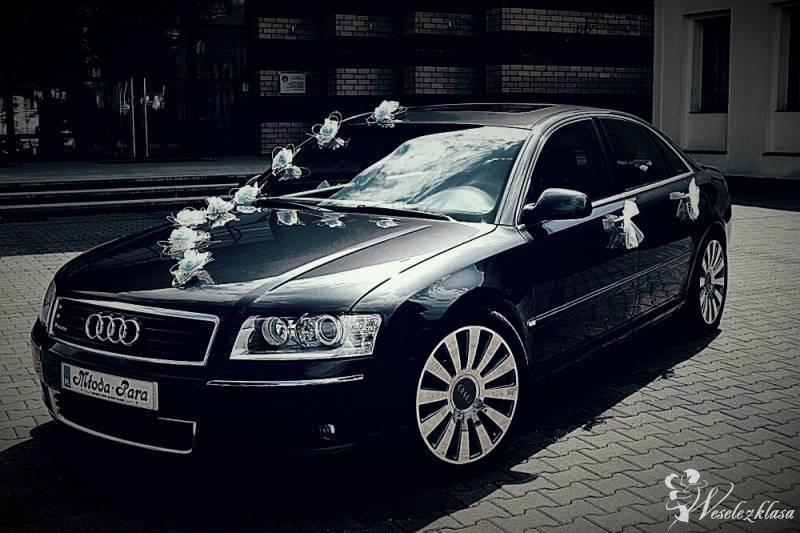 Piękne Audi A8 4.2 quattro do ślubu i nie tylko, Białystok - zdjęcie 1