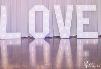 LOVE napis świecący, Napis Love Wyśmierzyce