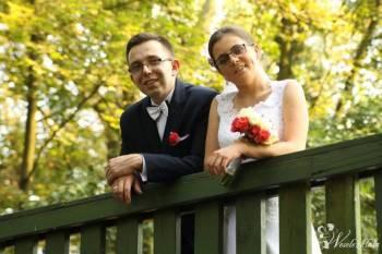 Wideofilmowanie i fotografia w super cenie, Kamerzysta na wesele Września
