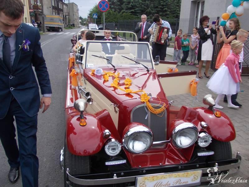|Wynajem limuzyn oraz Alfa retro 6 os., Wojkowice - zdjęcie 1