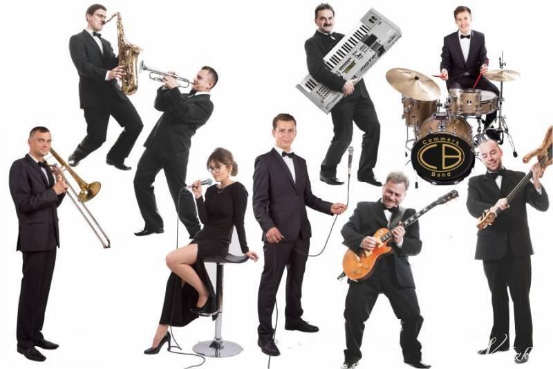 Commers Band - profesjonalny zespół muzyczny., Zespoły weselne Poznań