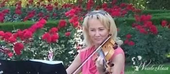 oprawa muzyczna -skrzypce, gitara,kwartet,śpiew, Oprawa muzyczna ślubu Łaszczów