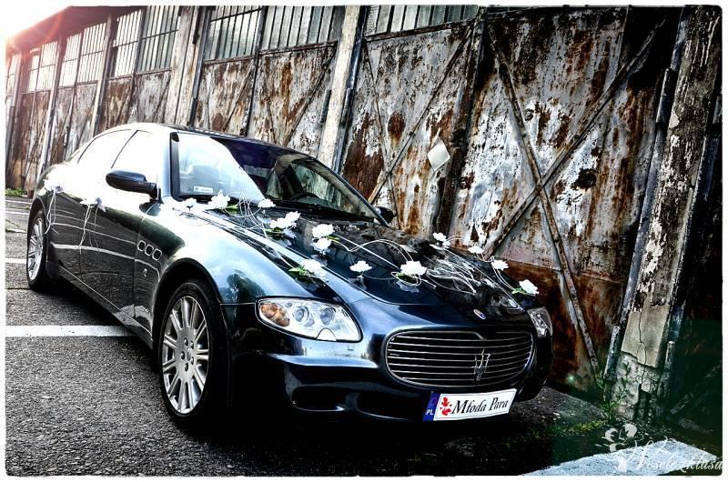 Maserati Quattroporte do ślubu Limuzyna VIP , Kraków - zdjęcie 1