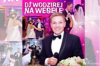 DJ - WODZIREJ NA TWOJE WESELE NAPIS LOVE CIĘŻKI DYM, DJ na wesele Działdowo