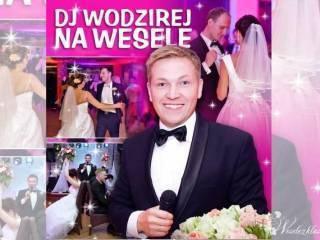 DJ - WODZIREJ NA TWOJE WESELE NAPIS LOVE CIĘŻKI DYM,  Olsztyn