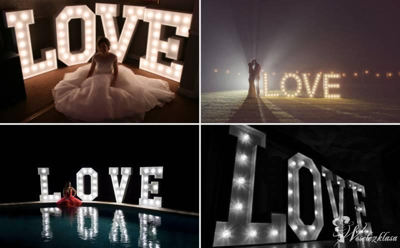 Napis LOVE, Gdynia - zdjęcie 1