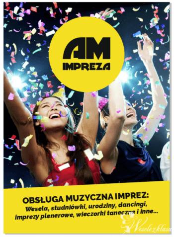 AM Impreza - Obsługa muzyczna imprez, DJ na wesele Szczekociny
