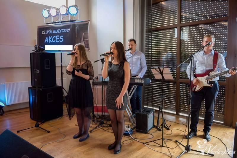 Zespół muzyczny AKCES , profesjonalny zespół, świetna zabawa!, Galewice - zdjęcie 1