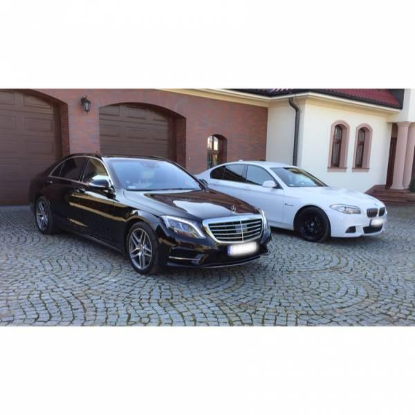 Mercedes S500L AMG / BMW 5 F10 M- pakiet !!!, Czechowice-Dziedzice - zdjęcie 1