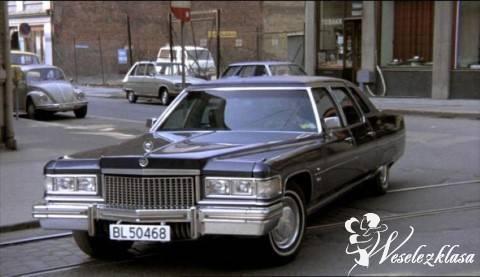 Legendarny i niezwykły Cadillac do ślubu , Kraków - zdjęcie 1