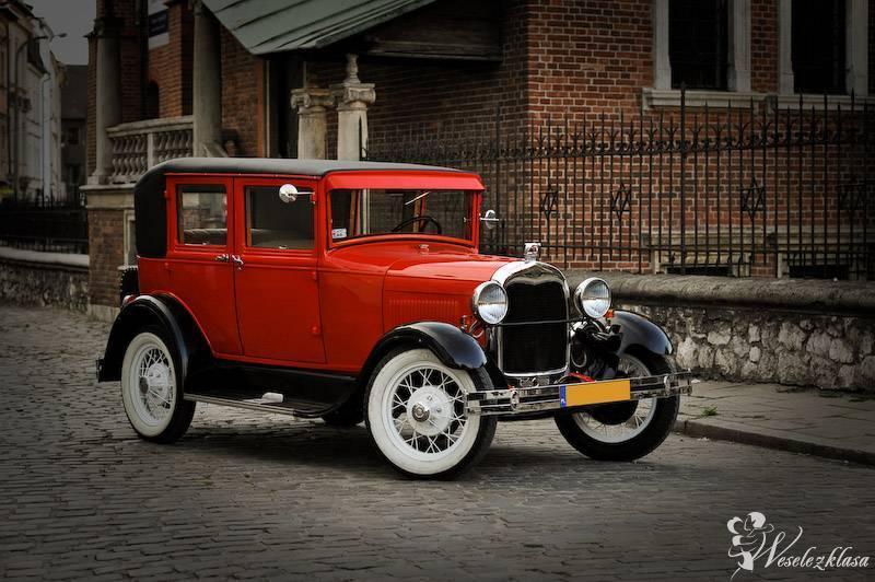 Auto zabytkowe do ślubu, FORD A z 1928r, Kraków - zdjęcie 1