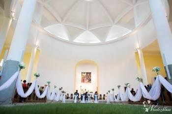 DEKORACJE ŚLUBNE LILA RÓŻ, Dekoracje ślubne Zambrów