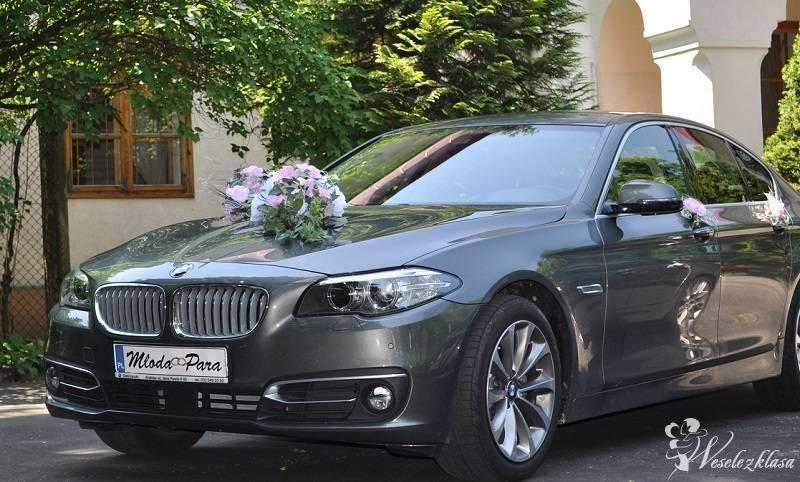 Auto do Ślubu *Nowe* BMW 5 i BMW 3, Kraków - zdjęcie 1