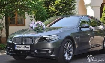 Auto do Ślubu *Nowe* BMW 5 i BMW 3, Samochód, auto do ślubu, limuzyna Szczucin