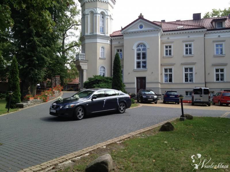 LIMUZYNA Lexus GS 300 do Ślubu, Wieluń - zdjęcie 1