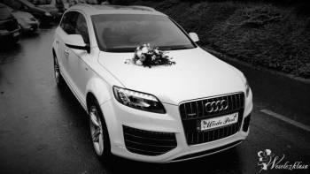 Auto samochód do ślubu Audi Q7 pak. W12 Sport SUV, Samochód, auto do ślubu, limuzyna Sokołów Małopolski