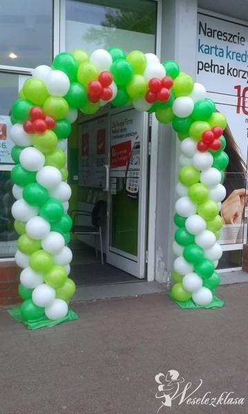 Bramy balonowe, Piła - zdjęcie 1