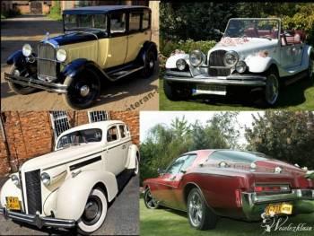 Zabytkowe auta do ślubu - 5 retro aut do wyboru, Samochód, auto do ślubu, limuzyna Tłuszcz