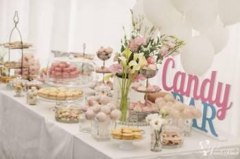 Butterfly-Wedding atrakcje na Twoje wesele, Słodki kącik na weselu Mieszkowice