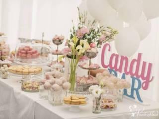 Butterfly-Wedding atrakcje na Twoje wesele, Słodki kącik na weselu Białogard