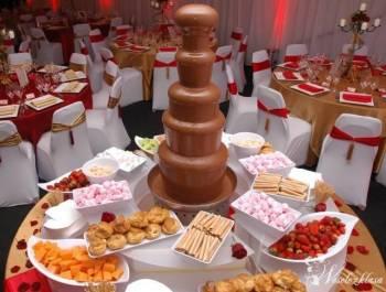 Fontanna czekoladowa, Czekoladowa fontanna Jasło
