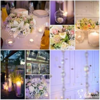 Dekoracje ślubne i weselne ORNER, Dekoracje ślubne Poręba