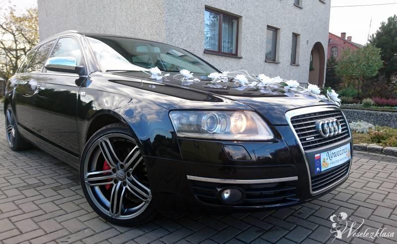 Audi A6/RS6 Na Twoje Wesele Dekoracja i Paliwo Gratis!, Rybnik - zdjęcie 1