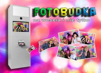 FOTOBUDKA na wesele,, Fotobudka, videobudka na wesele Bielsko-Biała
