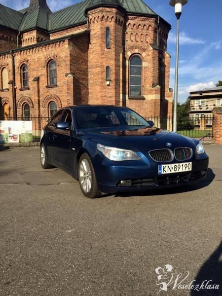 Auto do ślubu - BMW seria 5 e60 , Nowy Sącz - zdjęcie 1