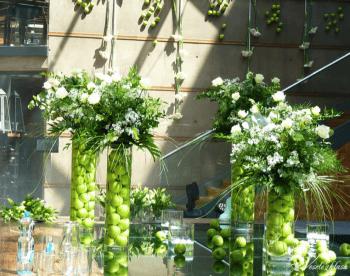 Florystyka ślubna - 100% zadowolonych klientów!, Dekoracje ślubne Szczekociny