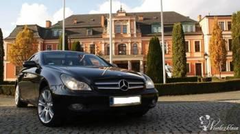 WYNAJEM MERCEDES CLS -Wesele-Bal-Impreza okoliczno, Samochód, auto do ślubu, limuzyna Żarów