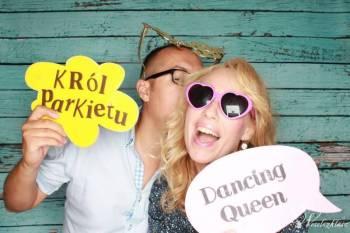 Fotobudka + GIF-budka + nagrywanie Slow Motion!, Fotobudka, videobudka na wesele Ełk
