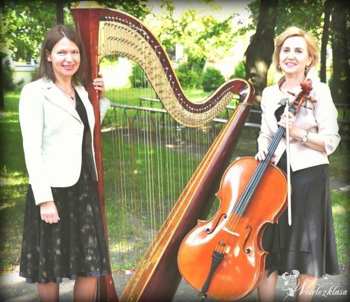 Harfa i wiolonczela- piękna muzyka na każdą okazję, Warszawa - zdjęcie 1