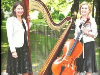Harfa i wiolonczela- piękna muzyka na każdą okazję,  Warszawa